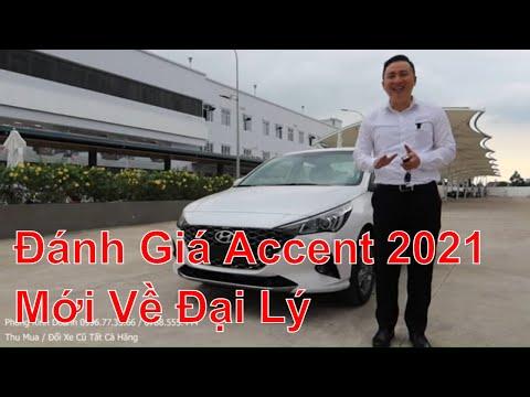 Đánh Giá Xe Hyundai Accent 2021 1.4AT Đặc Biệt Bản Đủ Full Mới Về Đại Lý. Mua Trả Góp Chỉ CMND Và HK