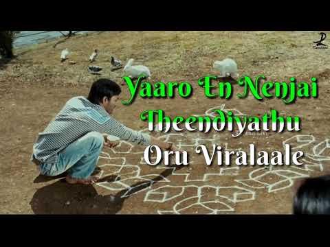 Yaaro En Nenjai Lyrical Version   Kutty