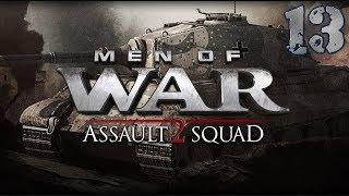 Men of War: Assault Squad 2 #13 - USA- Bastogne cz.1/2 (Endless Realism, Gameplay PL, Let's Play)