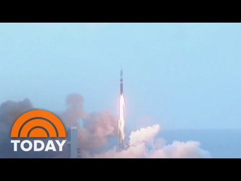 Orion Spacecraft Launched By NASA | TODAY