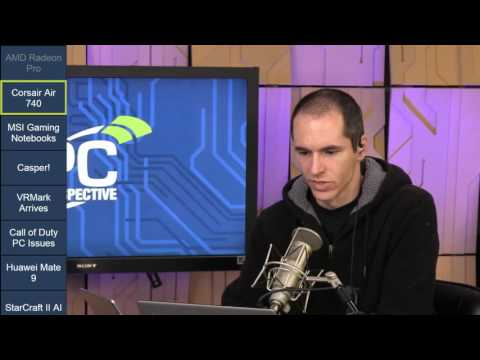 PC Perspective Podcast 424 - 11/10/16