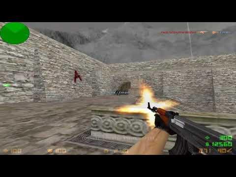 Counter Strike 1.6 Gameplay De Aztec