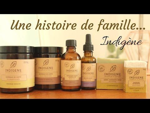 """Les cosmétiques """"Indigène"""" - Une histoire de famille /Vegan & Slowde YouTube · Haute définition · Durée:  8 minutes 7 secondes · vues 572 fois · Ajouté le 30.01.2017 · Ajouté par Giusi Genduso"""