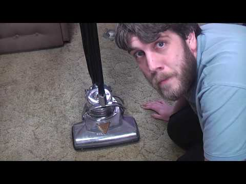 Hoover Model 725 - After Refurbishment! Demo and Walkaround