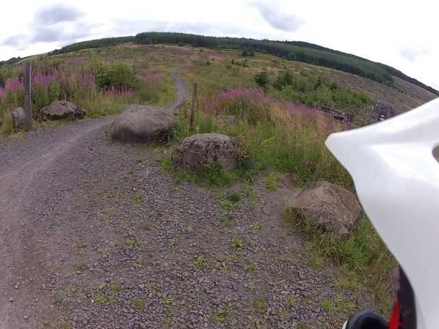 Carron Valley - Runway freeride track
