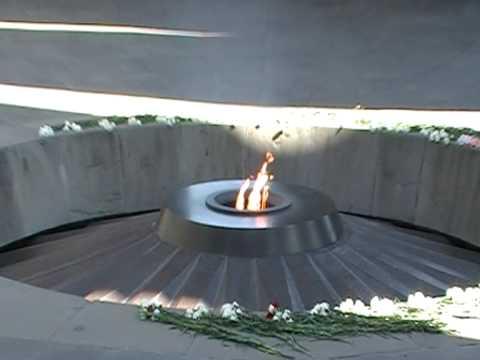 Dzidzernagapert - Armenian Genocide Memorial - Yerevan ...