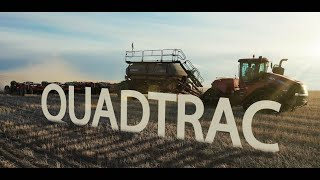 Spring Planting - CASE IH Quadtrac & Disc Drill - Continued - Part 9
