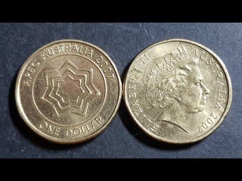 2007 Australia $1 APEC