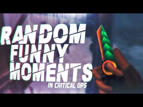 CRITICAL OPS - FUNNY MOMENTS #6 (TROLLING, FUNNY MOMENTS & MORE)