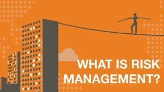 Risk Assessment - What Is Risk Management?
