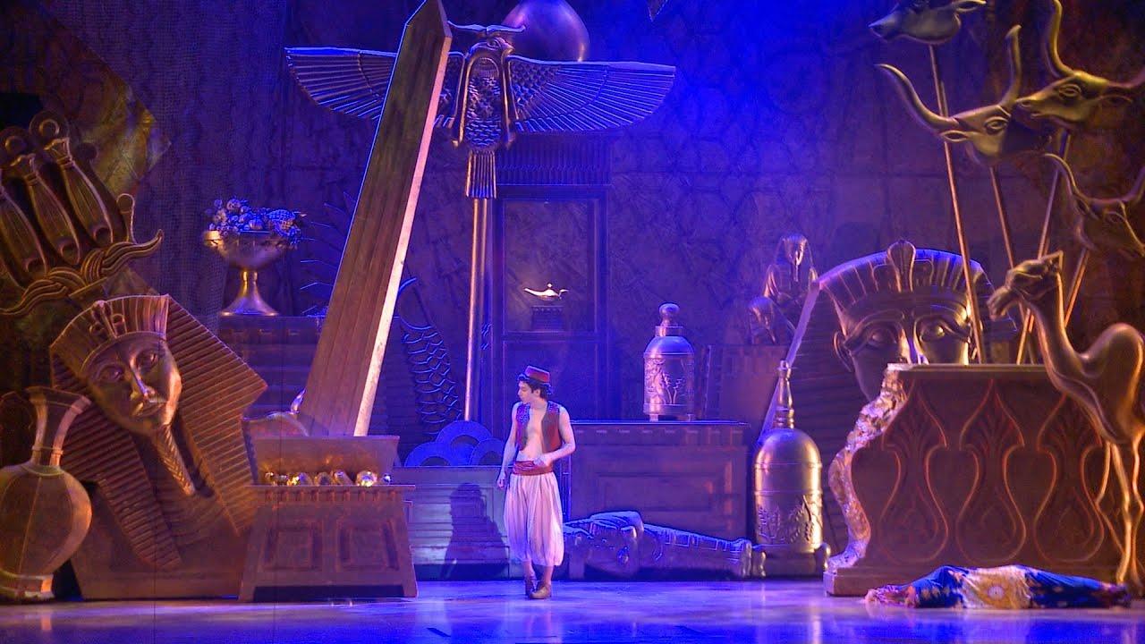 Quot Disney S Aladdin A Musical Spectacular Quot Full