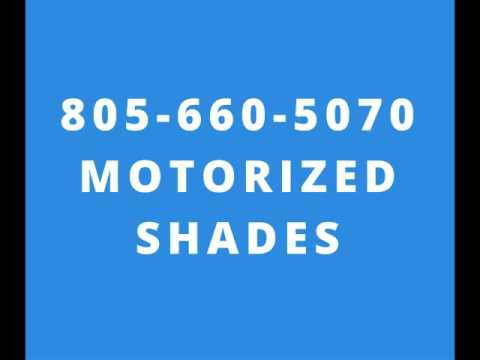 ✔ 805-660-5070 CORNICES VALANCES AUTOMATED RETRACTABLE BLINDS, DRAPES SHADES AWNINGS