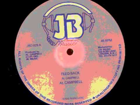 AL CAMPBELL - FEED BACK (Kefrag Repost)