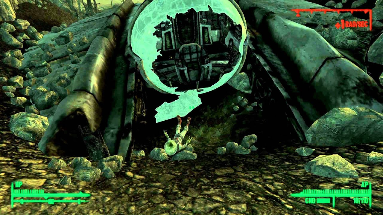 Fallout Fives   Greatest Custom-Built Weapons In Fallout 3