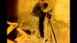 Гидроизоляция подвала.(прорыв шва стены в грунте, при строительстве подземного сооружения на глубине 30 метров. За 6 часов из-за..., 2011-11-21T22:06:46.000Z)