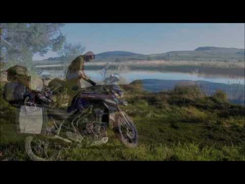 Motorcycle Wild Camping in Scotland