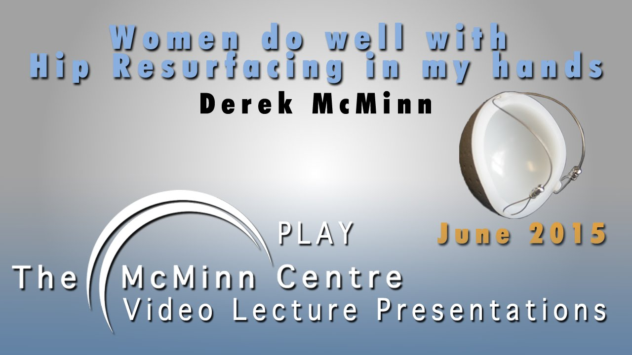 The McMinn Centre – Latest News and News Archive  Derek