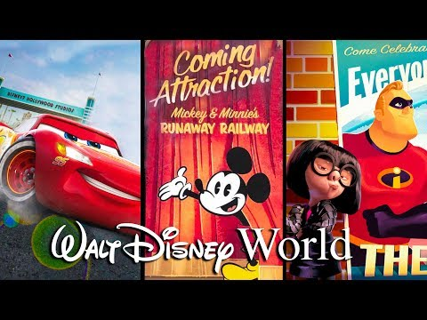 Top 5 NEW Attractions Coming to Walt Disney World in 2019 Mp3
