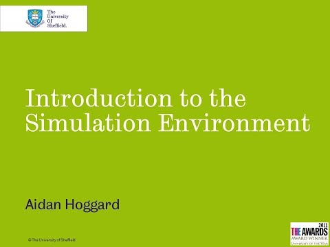 Introduction to the User Interface/ Simulation Environment