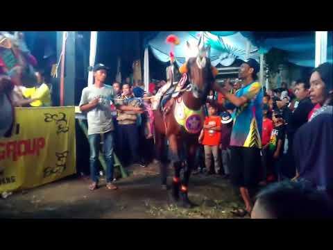 Bubuka Kembang Gadung di Acara Kuda Renggong Putra Rama Cisarua