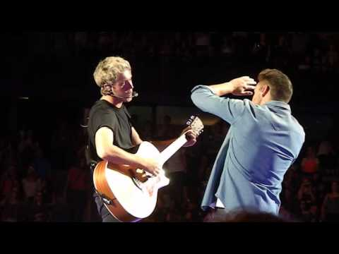 Niall and Liam - Teasing the new album -...