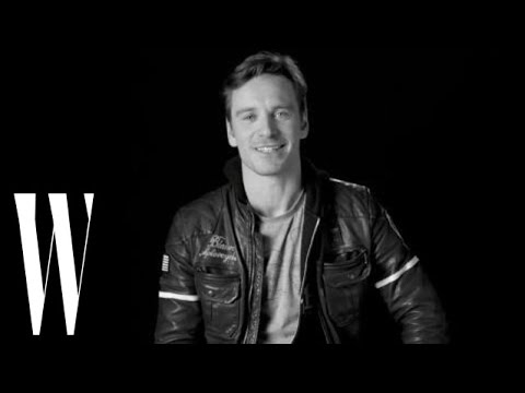 Michael Fassbender on Being Magneto in X-Men and Catholic Confessions | Screen Tests | W Magazine