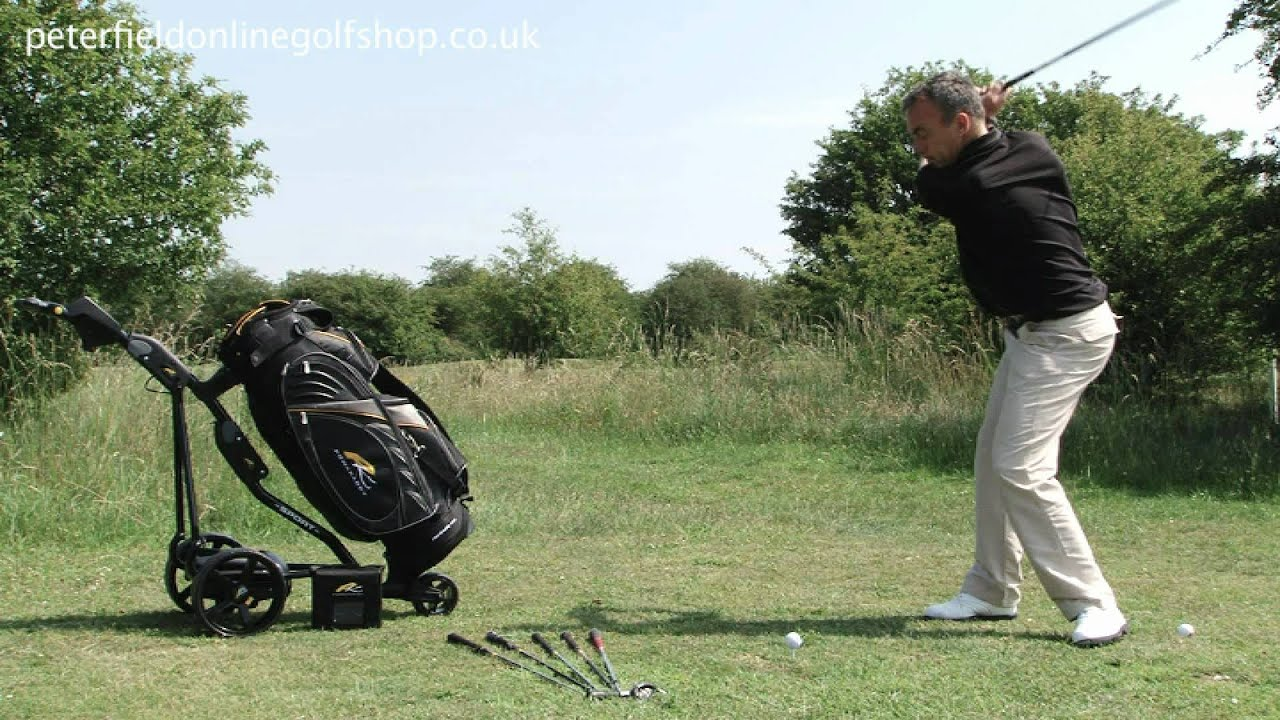 Benross Quad driver review - Golf Monthly