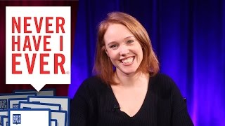 NEVER HAVE I EVER: Jessica Keenan Wynn from BEAUTIFUL: The Carole King Musical