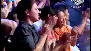 中国好声音120817 大山 《千年之恋》 高清 thumbnail