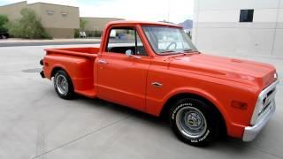 1968 Chevrolet C/10 Stepside Fully Restored CLEAN AZ TRUCK for sale Call Joey 480-205-5880