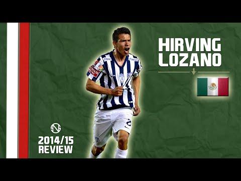 HIRVING LOZANO | Goals, Skills, Assists | Pachuca | 2014/2015 (HD)