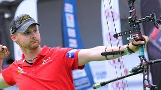 Compound Men Team Gold - Antalya - Archery World Cup 2013