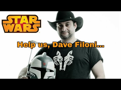 Star Wars - Kathleen Kennedy Isn't The Answer. Dave Filoni Needs Creative Control
