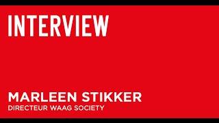 Interview - Marleen Stikker