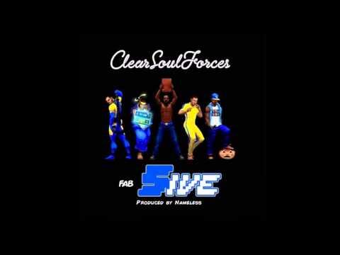 Clear Soul Forces - Fab Five (2015) (Full Album)