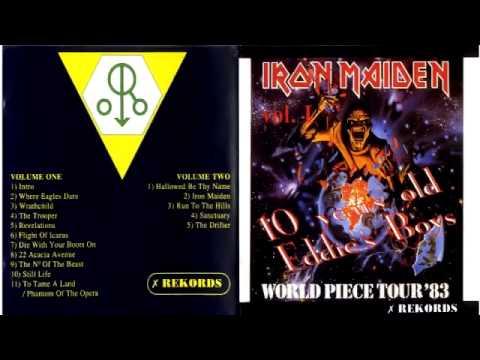 Iron Maiden - Live in Hammersmith 1983/05/26