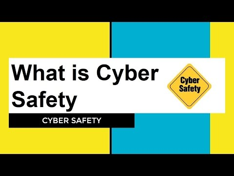 cyber safety_#1 What Is Cyber Safety | Introduction | #CyberSafety - YouTube