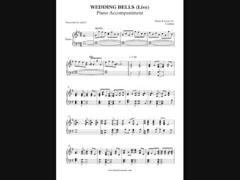 Wedding Bells - Coldplay (Piano Accompaniment) by Aldy Santos
