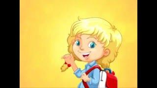 №1 ''Алфавит'' видео урок английского от детского центра ''Smartik''  и телепередачи ''Рюкзачок''
