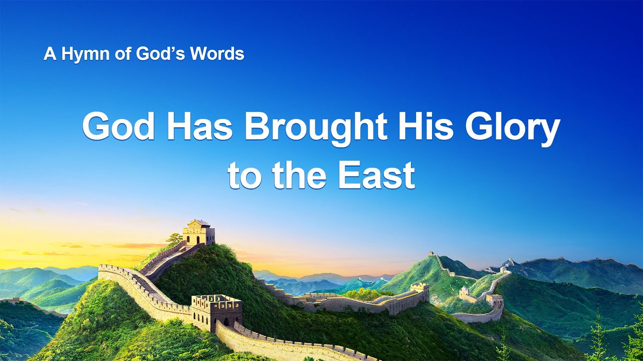 """God Has Brought His Glory to the East"" 