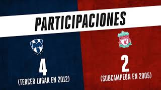 Frente a Frente: Monterrey vs Liverpool
