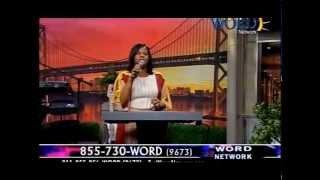 Pastor Tamara Bennett on The WORD Network 10-8-14