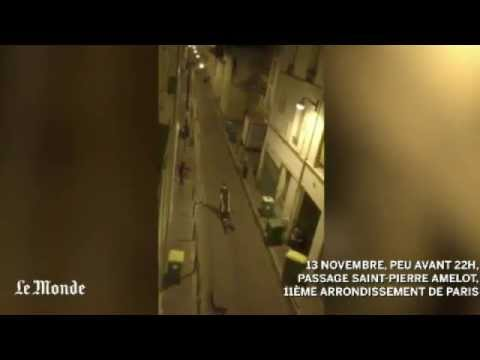 Paris attacks - November 13 2015