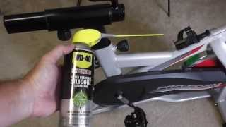 WD-40 Specialist Water Resistant Silicone Lubricant Spray Review thumbnail