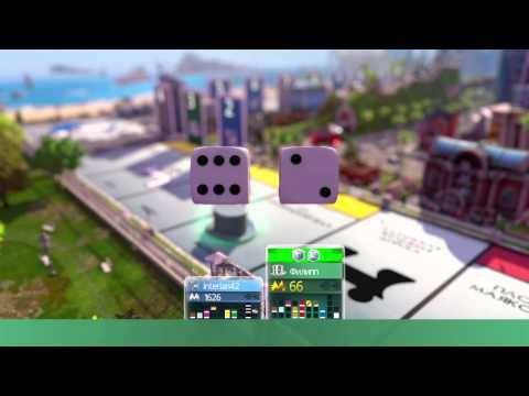 MONOPOLY PLUS PS4  на русском языке  1080р