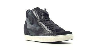 Paul Green Wedge Sneaker (Boots) 1401-116 NEW SEASON