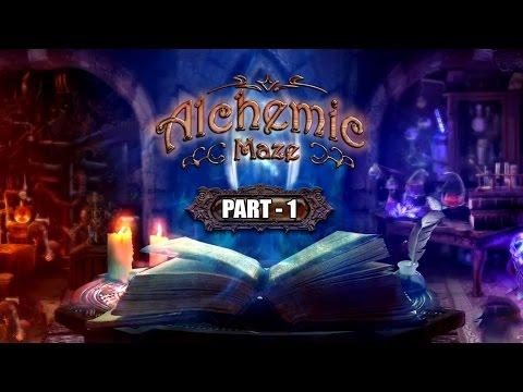 Alchemic Maze Android iOS Gameplay Walkthrough Part 1