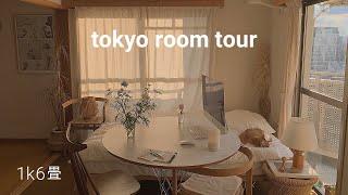 Tokyo Room Tour / 일본 9년차 1K 원룸…