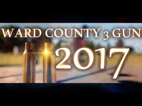 2017 Ward County 3 Gun