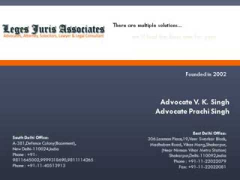 Law Firm in South Delhi